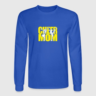 Cheer Mom - Men's Long Sleeve T-Shirt
