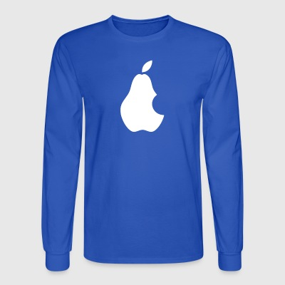 Pear - Men's Long Sleeve T-Shirt