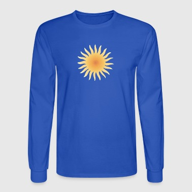 Shining Sun - Men's Long Sleeve T-Shirt