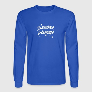 K-POP 2016 SEVENTEEN Shining Diamond - Men's Long Sleeve T-Shirt