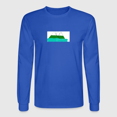 lake - Men's Long Sleeve T-Shirt