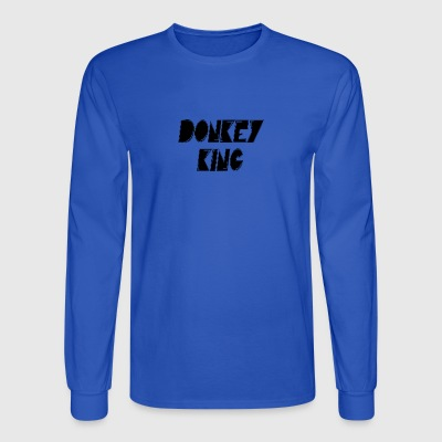 donky kink - Men's Long Sleeve T-Shirt