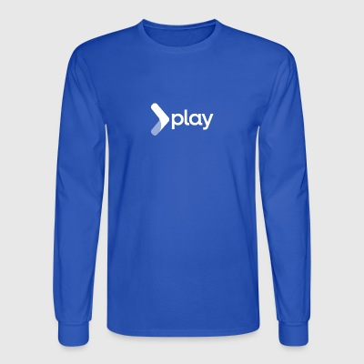 play reverse - Men's Long Sleeve T-Shirt