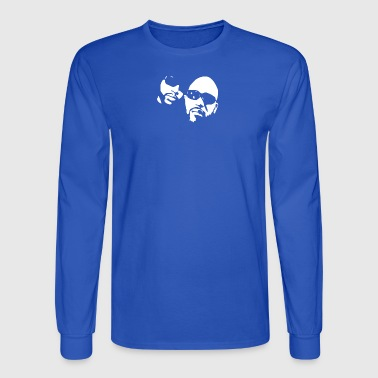 UGK Airbrushed Stencil - Men's Long Sleeve T-Shirt