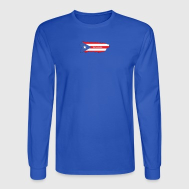 Puerto Rico se Levanta - Men's Long Sleeve T-Shirt