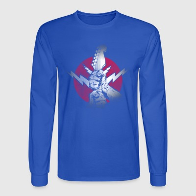 rockrole Shirt Design - Men's Long Sleeve T-Shirt