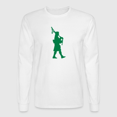bagpipes - Men's Long Sleeve T-Shirt