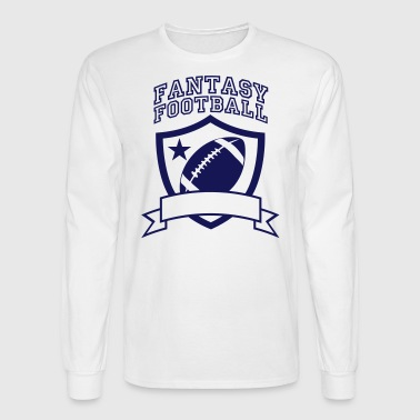 fantasyfootball - Men's Long Sleeve T-Shirt