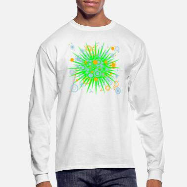 Psy Trance Psy - Men's Long Sleeve T-Shirt