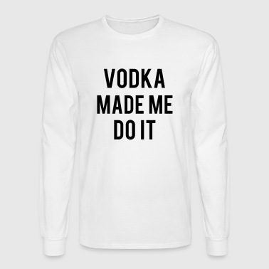 Vodka - Men's Long Sleeve T-Shirt