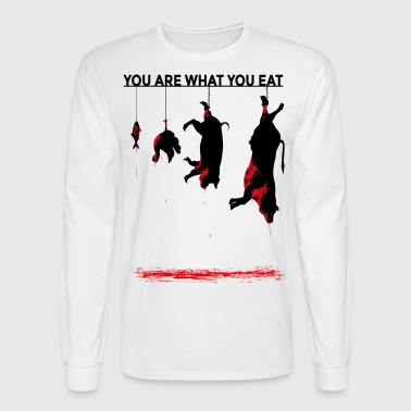 Anime U are - Men's Long Sleeve T-Shirt