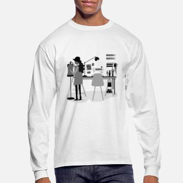 Mode Mode - Men's Long Sleeve T-Shirt