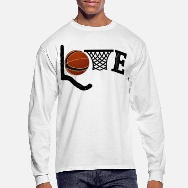 Basketball Basketball - Men's Long Sleeve T-Shirt