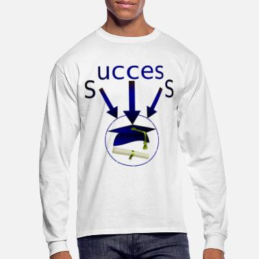 Back To School School Success , back to school - Men's Long Sleeve T-Shirt