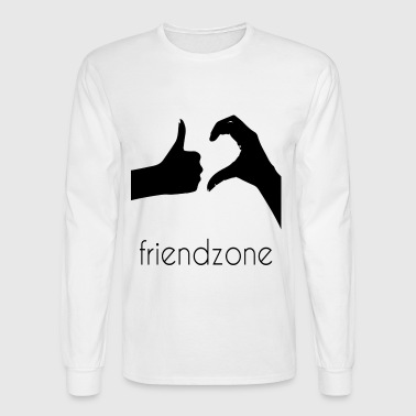 Friend Zone - Men's Long Sleeve T-Shirt