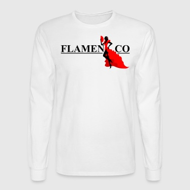 Flamenco Flamenco - Men's Long Sleeve T-Shirt