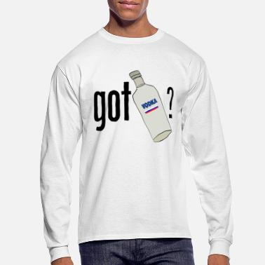 Got Vodka? - Men's Long Sleeve T-Shirt