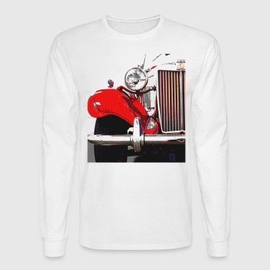 MG TD - Men's Long Sleeve T-Shirt