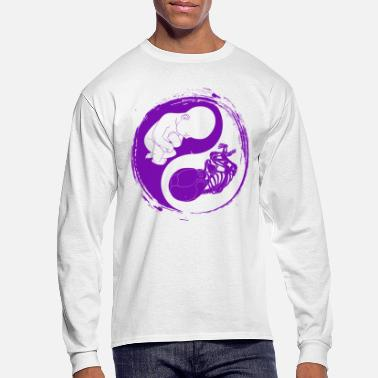 Yin-yang Yin Yang - Men's Long Sleeve T-Shirt
