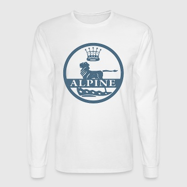 Sunbeam Alpine - Men's Long Sleeve T-Shirt