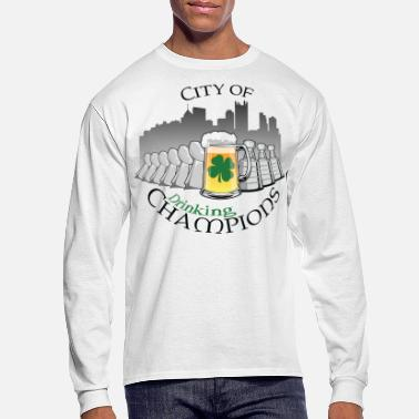 Pittsburgh Irish Pittsburgh - Men's Long Sleeve T-Shirt