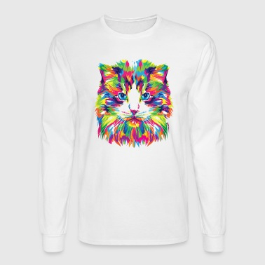 Kitten - Men's Long Sleeve T-Shirt