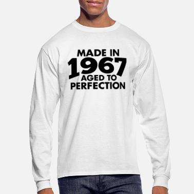 1967 Made in 1967 Teesome - Men's Long Sleeve T-Shirt