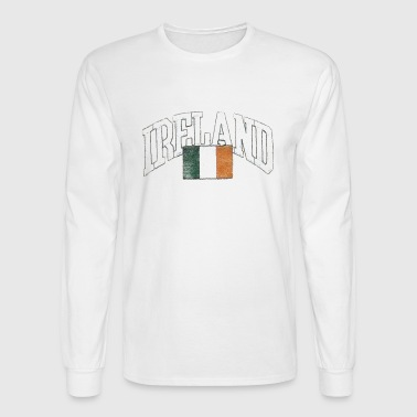 Old Vintage Ireland - Men's Long Sleeve T-Shirt