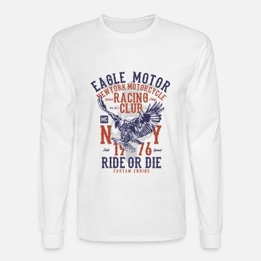 7b2552d8acad Eagle Motor Men's Premium T-Shirt | Spreadshirt