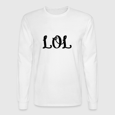 LOL - Men's Long Sleeve T-Shirt