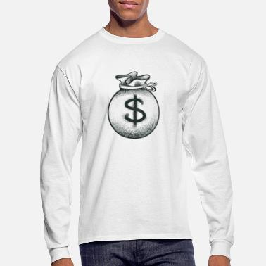 BIG MONEYBAG - Men's Long Sleeve T-Shirt