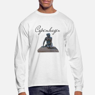 Copenhagen Copenhagen - Men's Long Sleeve T-Shirt