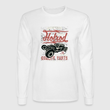 Smokin Hotrod - Men's Long Sleeve T-Shirt
