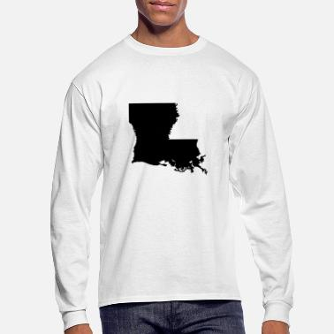 Large LA LARGE - Men's Long Sleeve T-Shirt