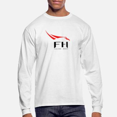 Falcon SpaceX Falcon Heavy - Men's Long Sleeve T-Shirt