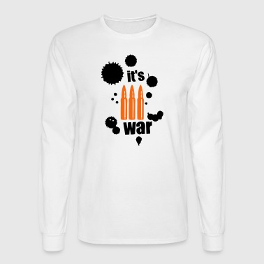 Ammunition it s war ammunition cartridge - Men's Long Sleeve T-Shirt