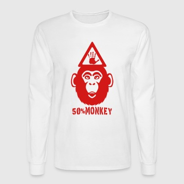 monkey 50 2502 - Men's Long Sleeve T-Shirt