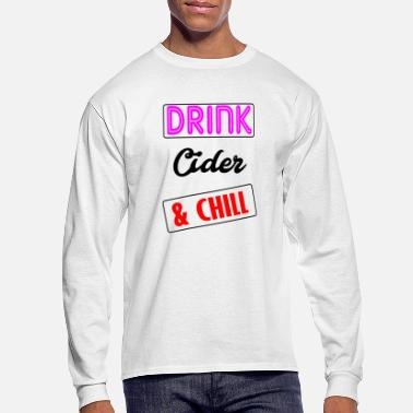 Cider cider - Men's Long Sleeve T-Shirt