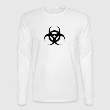 bio-haz - Men's Long Sleeve T-Shirt