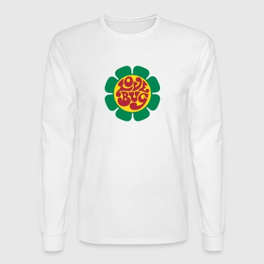 Love Bug Flower - Men's Long Sleeve T-Shirt
