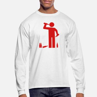 Drunk drunk - Men's Long Sleeve T-Shirt