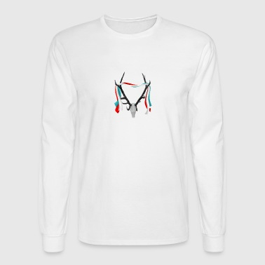 Antler Antlers - Men's Long Sleeve T-Shirt