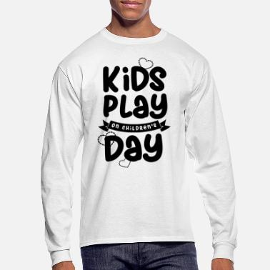 Children's Day children's day - Men's Longsleeve Shirt