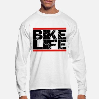 Bike Life - Men's Longsleeve Shirt