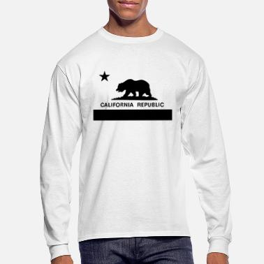 California california republic - Men's Longsleeve Shirt