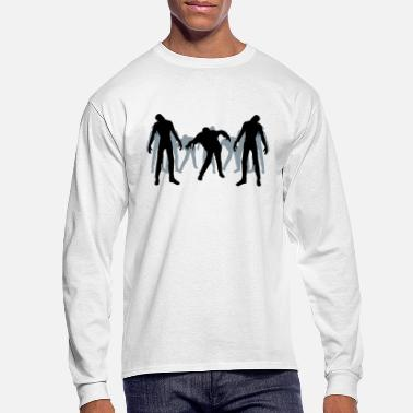 Zombie Walk - Men's Longsleeve Shirt