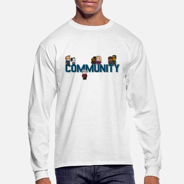Community community - Men's Longsleeve Shirt