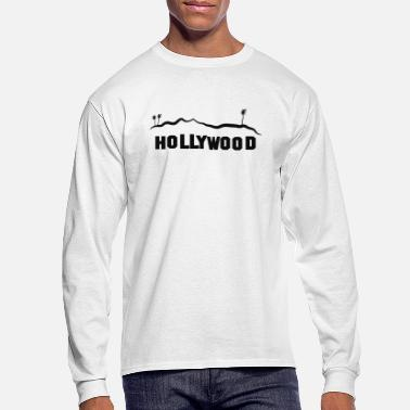 Hollywood Hollywood - Men's Longsleeve Shirt
