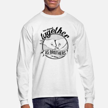 Together As Brother - Men's Longsleeve Shirt