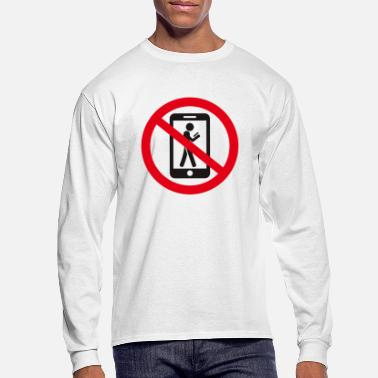Prohibition the prohibition - Men's Longsleeve Shirt